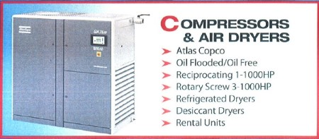 Compressors and Air Dryers