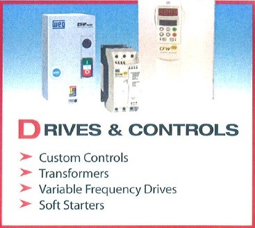 Drives and Controls